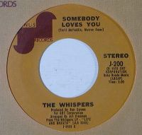 Cover The Whispers - Somebody Loves You