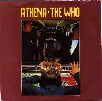 Cover The Who - Athena