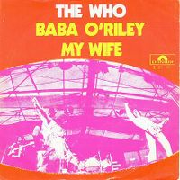 Cover The Who - Baba O'Riley