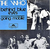 Cover The Who - Behind Blue Eyes