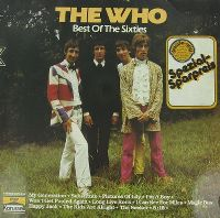 Cover The Who - Best Of The Sixties