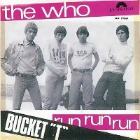 "Cover The Who - Bucket ""T"""