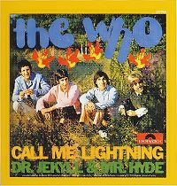 Cover The Who - Call Me Lightning