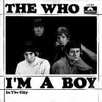 Cover The Who - I'm A Boy