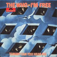 Cover The Who - I'm Free
