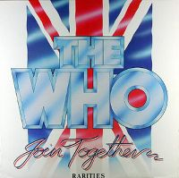 Cover The Who - Join Together (Rarities)