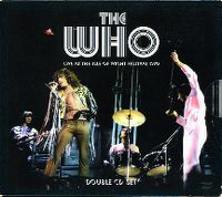 Cover The Who - Live At The Isle Of Wight Festival 1970