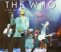 Cover The Who - Live At The Royal Albert Hall