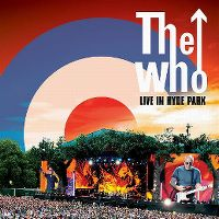 Cover The Who - Live In Hyde Park