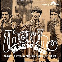 Cover The Who - Magic Bus