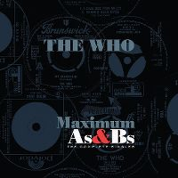 Cover The Who - Maximum As & Bs - The Complete Singles