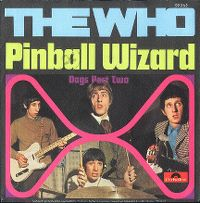 Cover The Who - Pinball Wizard