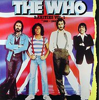 Cover The Who - Rarities Vol. 2: 1970-1973