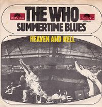 Cover The Who - Summertime Blues