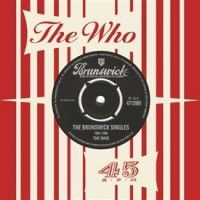 Cover The Who - The Brunswick Singles 1965 - 1966