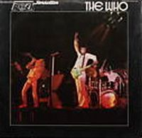 Cover The Who - The Greatest Rock Sensation
