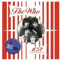 Cover The Who - The Singles Box Set