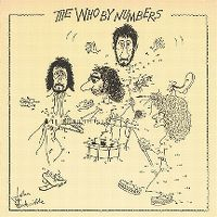Cover The Who - The Who By Numbers