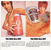 Cover The Who - The Who Sell Out