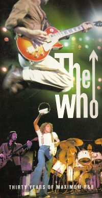 Cover The Who - Thirty Years Of Maximum R&B