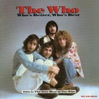 Cover The Who - Who's Better, Who's Best