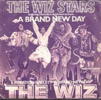 Cover The Wiz Stars feat. Diana Ross & Michael Jackson - A Brand New Day