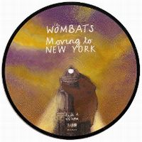 Cover The Wombats - Moving To New York