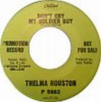 Cover Thelma Houston - Don't Cry, My Soldier Boy