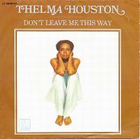 Cover Thelma Houston - Don't Leave Me This Way