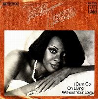 Cover Thelma Houston - I Can't Go On Living Without Your Love