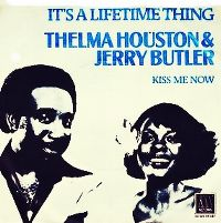 Cover Thelma Houston & Jerry Butler - It's A Lifetime Thing