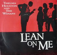 Cover Thelma Houston & The Winans - Lean On Me
