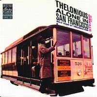 Cover Thelonious Monk - Alone In San Francisco