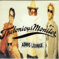 Cover Thelonious Monster with Tom Waits - Adios Lounge