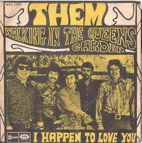 Cover Them - Walking In The Queen's Garden
