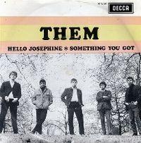 Cover Them feat. Van Morrison - Hello Josephine