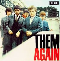 Cover Them feat. Van Morrison - Them Again