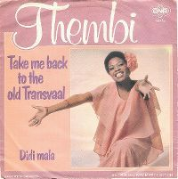 Cover Thembi - Take Me Back To The Old Transvaal