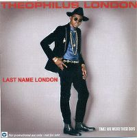 Cover Theophilus London - Last Name London