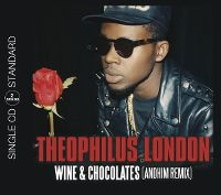 Cover Theophilus London - Wine & Chocolates