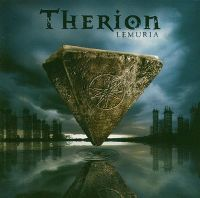 Cover Therion - Lemuria