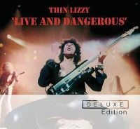Cover Thin Lizzy - Live And Dangerous