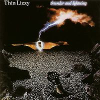 Cover Thin Lizzy - Thunder And Lightning