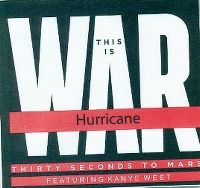 Cover Thirty Seconds To Mars feat. Kanye West - Hurricane 2.0