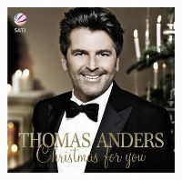 Cover Thomas Anders - Christmas For You