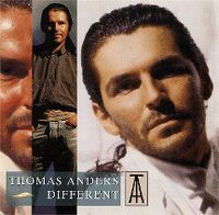 Cover Thomas Anders - Different