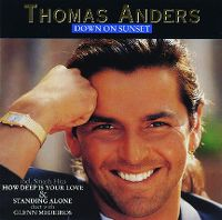 Cover Thomas Anders - Down On Sunset