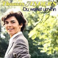 Cover Thomas Anders - Du weinst um ihn