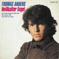 Cover Thomas Anders - Heisskalter Engel