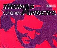 Cover Thomas Anders - I'll Love You Forever